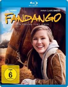 Fandango (Blu-ray), Blu-ray Disc