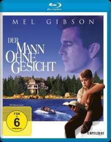Der Mann ohne Gesicht (Blu-ray), Blu-ray Disc