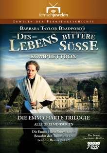 Des Lebens bittere Süße - Die Emma Harte Story (Komplettbox), 7 DVDs