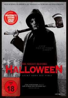The Night Before Halloween, DVD