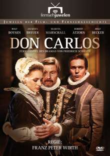 Don Carlos - Infant von Spanien, DVD