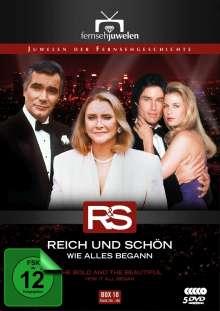 Reich und Schön Box 10: Wie alles begann, 5 DVDs