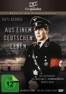 Aus einem deutschen Leben, DVD