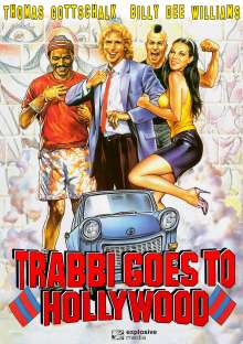 Trabbi goes to Hollywood, DVD