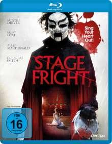 Stage Fright (Blu-ray), Blu-ray Disc