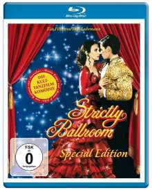 Strictly Ballroom (Blu-ray), Blu-ray Disc