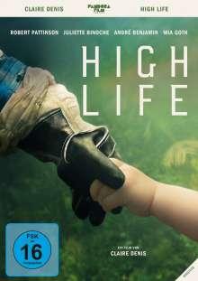 High Life (2018), DVD