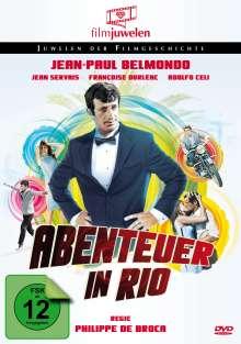 Abenteuer in Rio, DVD