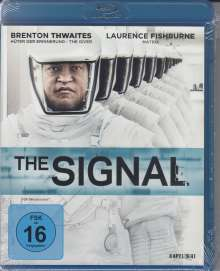 The Signal (Blu-ray), Blu-ray Disc