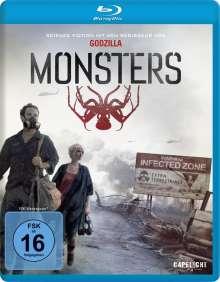 Monsters (Blu-ray), Blu-ray Disc