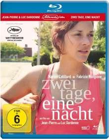 Zwei Tage, eine Nacht (Blu-ray), Blu-ray Disc
