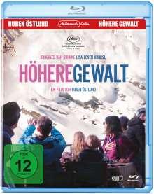 Höhere Gewalt (Blu-ray), Blu-ray Disc