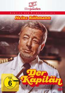 Der Kapitän, DVD