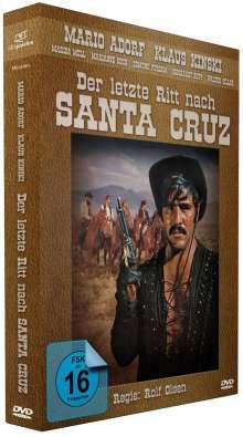 Der letzte Ritt nach Santa Cruz, DVD