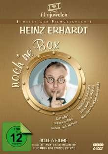 Heinz Erhardt - noch 'ne Box, 5 DVDs