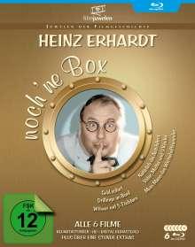Heinz Erhardt - noch 'ne Box (Blu-ray), 6 Blu-ray Discs