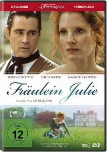 Fräulein Julie, DVD