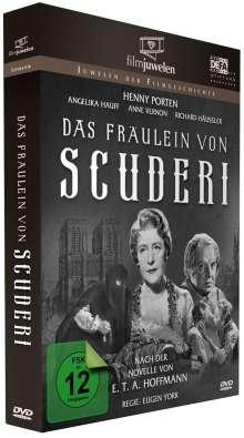 Das Fräulein von Scuderi (E.T.A. Hoffmann), DVD