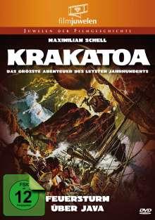 Krakatoa - Das größte Abenteuer des letzten Jahrhunderts (Feuersturm über Java), DVD
