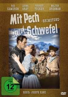 Mit Pech und Schwefel, DVD