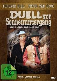 Duell vor Sonnenuntergang (Blaue Augen, schneller Colt), DVD