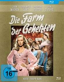 Die Farm der Gehetzten (Blu-ray), Blu-ray Disc