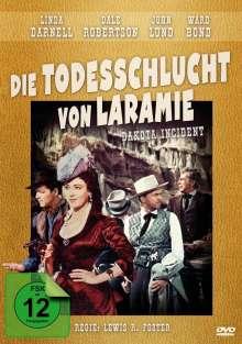 Die Todesschlucht von Laramie, DVD