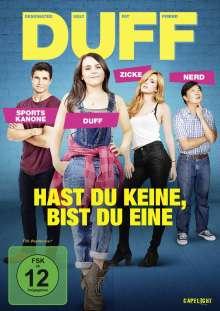 Duff - Hast du keine, bist du eine!, DVD