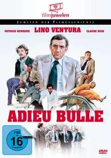 Adieu Bulle, DVD