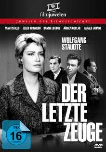 Der letzte Zeuge (1969), DVD