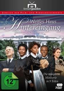 Weißes Haus, Hintereingang (Komplette Serie), 3 DVDs