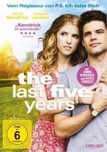 The Last Five Years (OmU), DVD