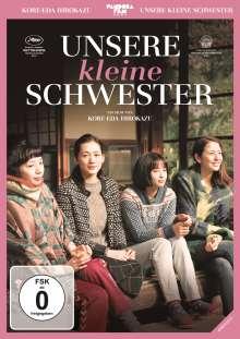 Unsere kleine Schwester, DVD