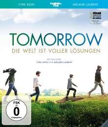 Tomorrow - Die Welt ist voller Lösungen (Blu-ray), Blu-ray Disc