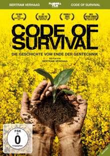 Code of Survival - Die Geschichte vom Ende der Gentechnik, DVD