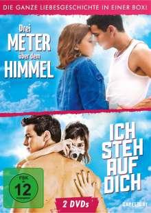 Drei Meter über dem Himmel / Ich steh auf Dich, 2 DVDs