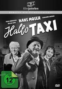 Hallo Taxi, DVD