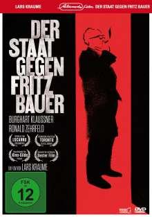 Der Staat gegen Fritz Bauer, DVD