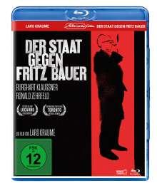 Der Staat gegen Fritz Bauer (Blu-ray), Blu-ray Disc