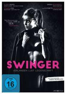 Swinger - Verlangen, Lust, Leidenschaft, DVD