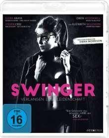 Swinger - Verlangen, Lust, Leidenschaft (Blu-ray), Blu-ray Disc