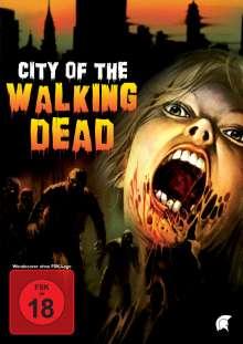 City of the Walking Dead, DVD