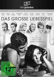 Das große Liebesspiel, DVD