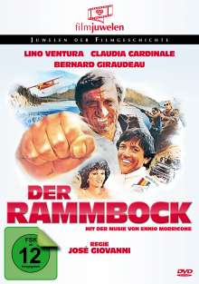 Der Rammbock, DVD