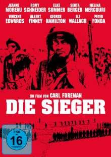 Die Sieger (1963), DVD