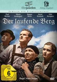 Die Ganghofer Verfilmungen: Der laufende Berg, DVD