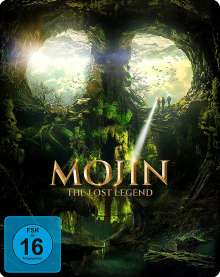 Mojin - The Lost Legend (3D & 2D Blu-ray im Steelbook), 2 Blu-ray Discs