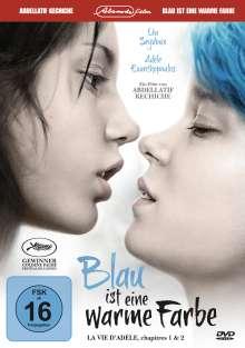 Blau ist eine warme Farbe, DVD