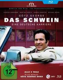 Das Schwein - Eine deutsche Karriere (Komplette Serie) (Blu-ray), Blu-ray Disc