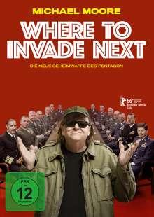 Where to invade next, DVD